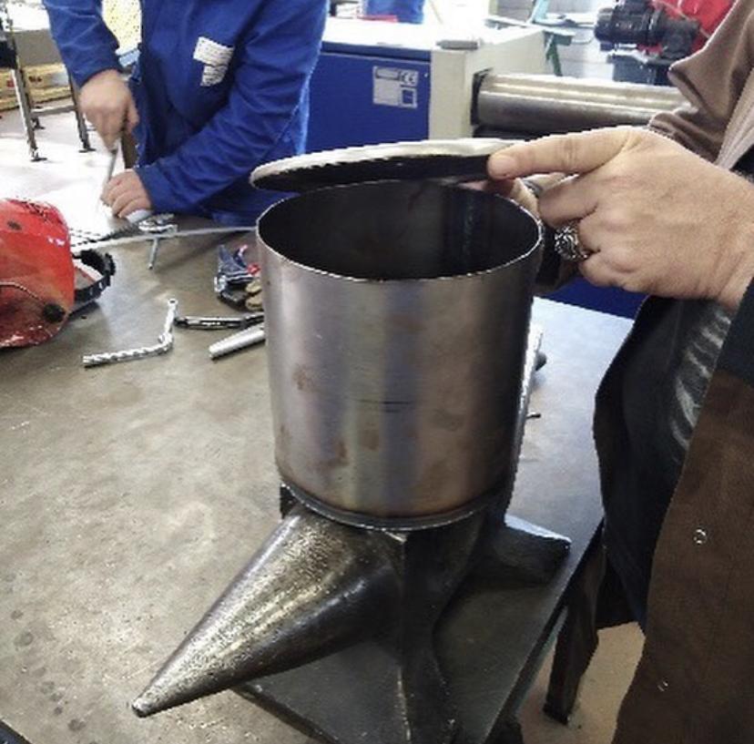 lycée pro fabrication cendrier